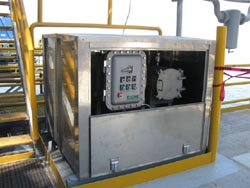 MARS PFT Pump and Filter Fueling Module